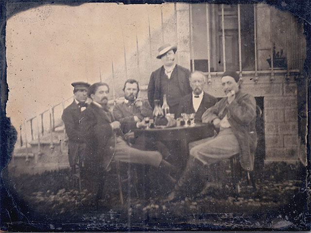 Van Gogh Unknown Photo