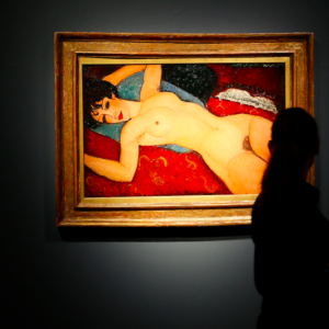 Modigliani's Reclining Nude Sells for Record $170 Million
