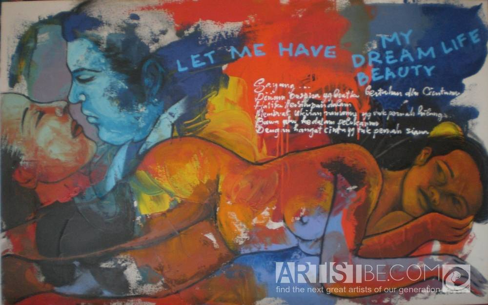 My Dream by Tanto Sutianto