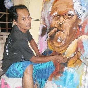 Tanto Sutianto's Artist Profile