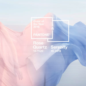 Pantone Announces 2016 Color of the Year