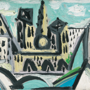 Sotheby's Prepares to Auction Modern and Impressionist Art This Week