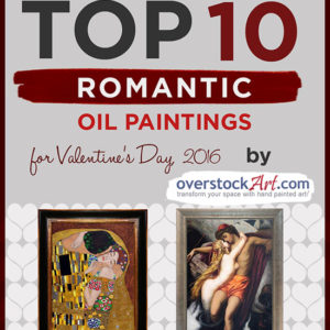 The 10 Most Beloved Romantic Paintings for Valentine's Day 2016