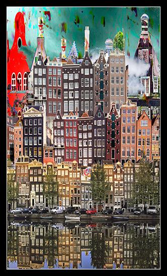 Amsterdam View Opus 67 - Geert Lemmers