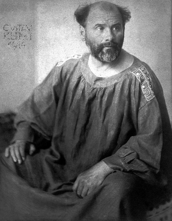 Art Corner Blog » Happy Birthday, Gustav Klimt!