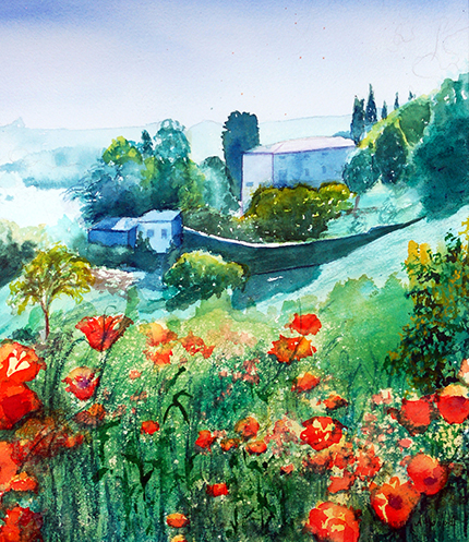 Siena View - Lynne Atwood