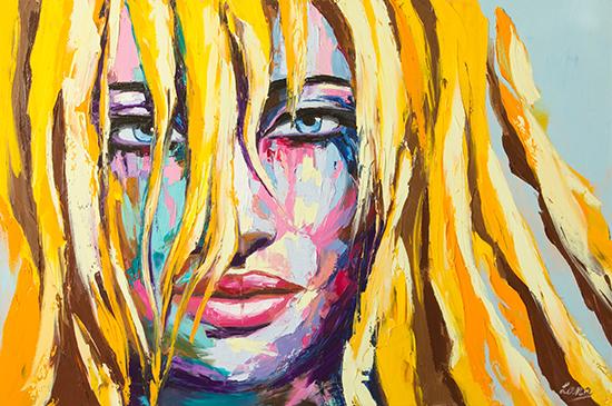 Sunflower - Svetlana Tikhonova