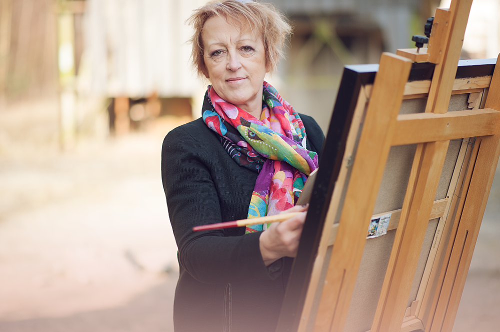 The Artist Béatrice Bedeur