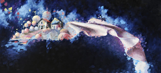Cosmic Silk - Beatrice Bedeur (2009)