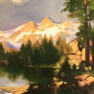 Thomas Moran, Captures American Wilderness on Canvas