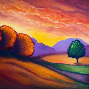 Lilia Dalamangas: American Art That Embraces Color