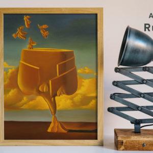 Rubin Cukier: Modern Surrealism in a Modern World
