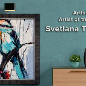 Svetlana Tikhonova: Modern Myths and Legends