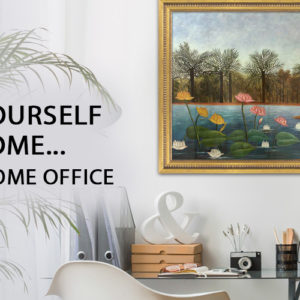 Art for Your Home Office
