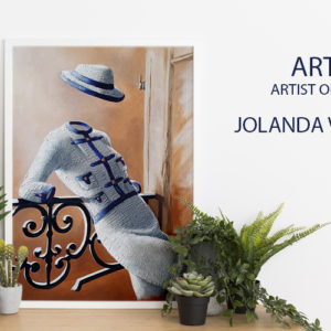 Jolanda van der Elst- Feel Good Art