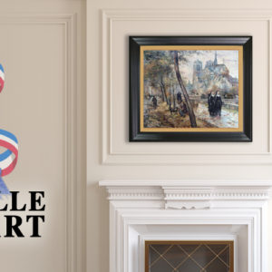 Celebrate Bastille Day with French Art