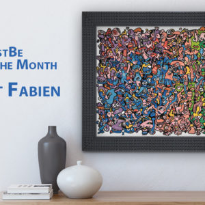 Provost Fabien – Connection Art with Color