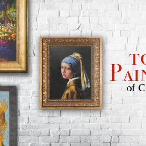 Finding Comfort in Art: Top Ten most Popular Paintings During COVID-19