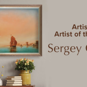 Sergey Osipov: Capturing Emotion with Color