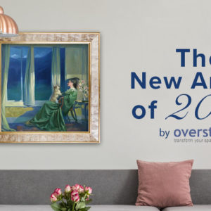 Artists New to overstockArt in 2020