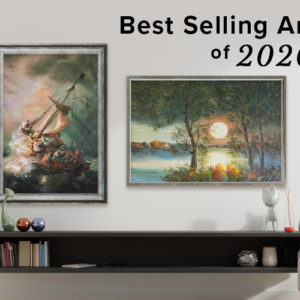 Best-Selling Paintings of 2020