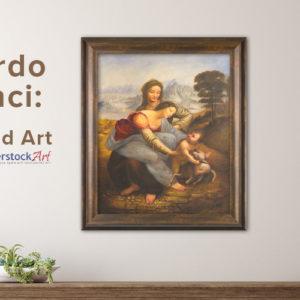 Da Vinci's Religious Works