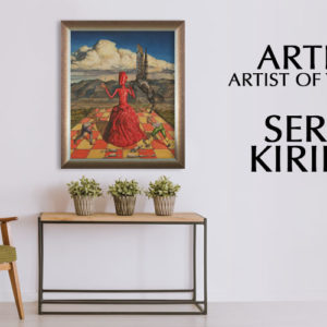 Sergey Kirillov- Art and Fashion