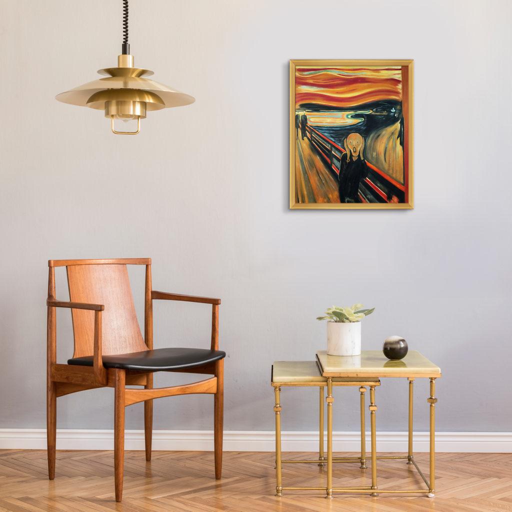 Edvard Munch - The Scream - Scream Mystery