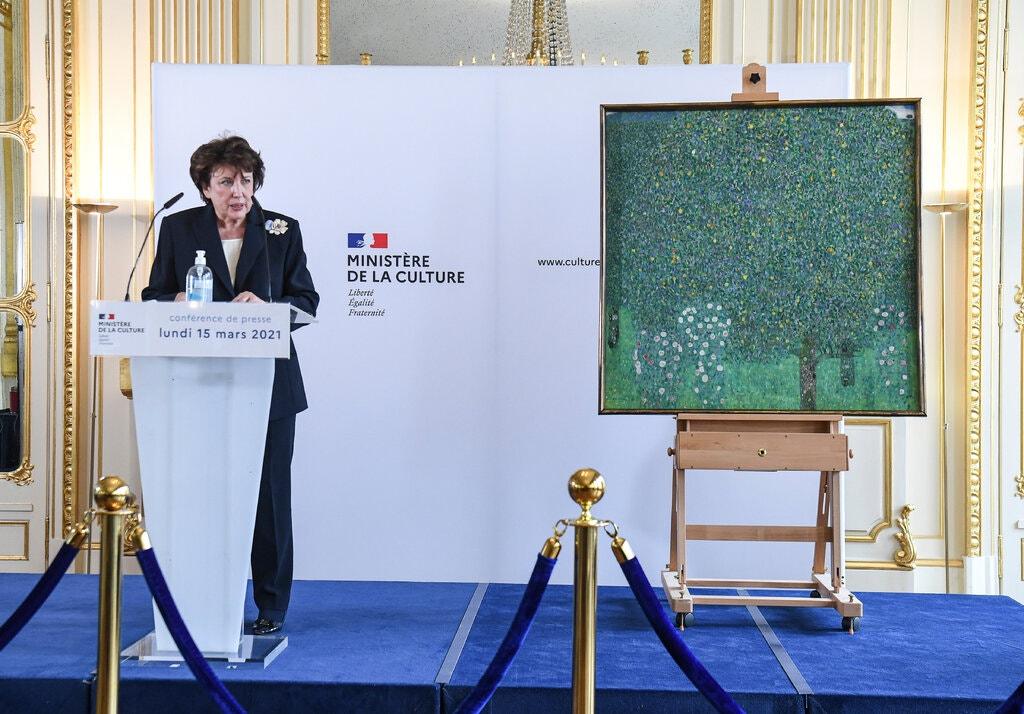 Stolen Klimt Returned