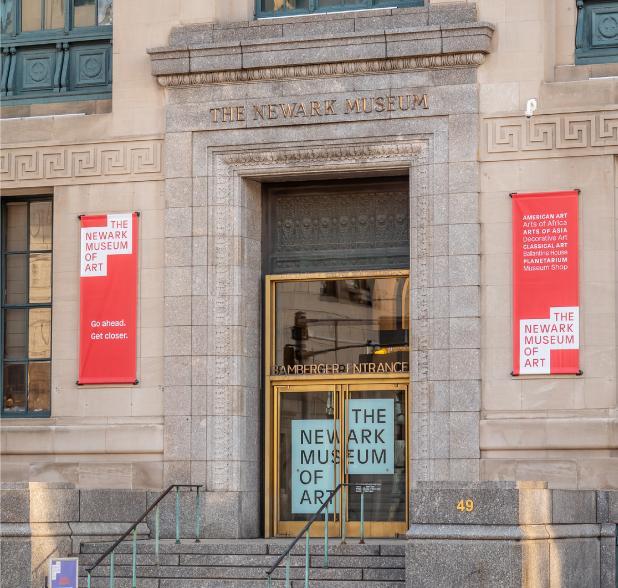 Newark Museum of Art Auction