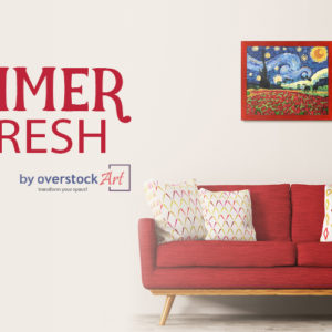 Summer Refresh: Hot New Art for the Home