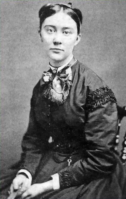 Young Mary Cassatt