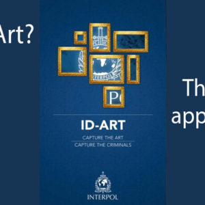 Stolen Art? There's an App for That!