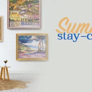 Mediterranean Art – Bring the Vacation Home