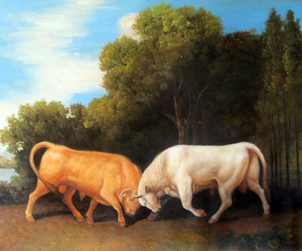 George_Stubbs-Bulls_Fighting