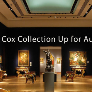 Cox Collection Up For Auction